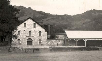 Occidental Winery photo circa 1887