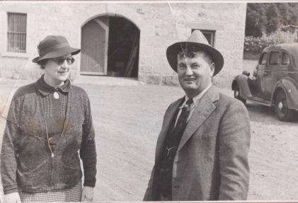 Gaetano and Livia Regusci