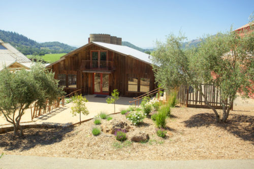 Regusci Winery Hay Barn