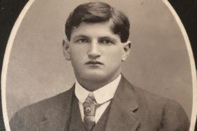 Young Gaetano Regusci